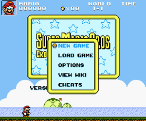 Super Mario Bros Crossover - Acool com