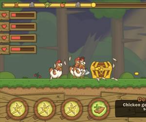 لعبة مغامرات دجاج كنتاكي الجديدة 2
