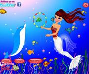 Mermaid Performance