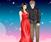 The Fame Dressup Justin Bieber and Selena Gomez