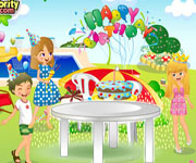 Kitchen Garden Party