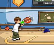 Ben 10 basketball Star