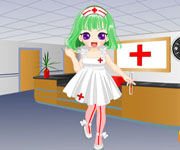 Sweet Little Nurse