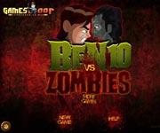 Ben10 VS Zombies