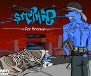 Smurfin For Brooklyn