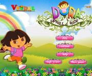 Yeni Dora Bisiklet Oyunu