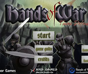 Hands Of War Tower
