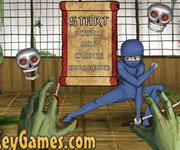 Ninjas And Zombies