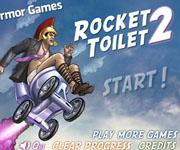 Rocket Toilet 2