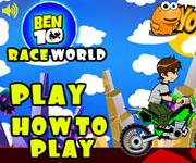 Ben 10 Race World