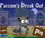 Raccoons Break Out