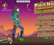 Robin Hood vs Zombies