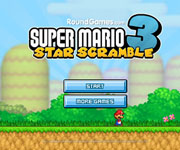 Super Mario 3 StarScramble