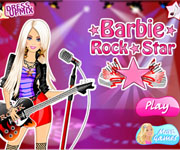 Barbie Rock Star