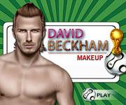 David Beckham Makeover
