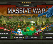 Massivea War 4