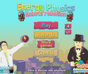 Energy Physics Robots rebellion