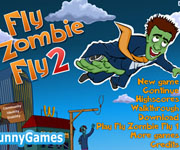 Fly Zombie Fly 2