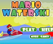 Mario WaterSki