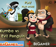 Kumba VS The Evil Penguin