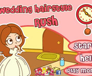 Wedding Hair Rush