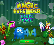 Magic Defender Level Pack