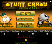 Stunt Crazy Trick or Treat