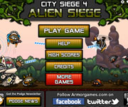 City Siege 4 Alien Siege