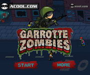 play Garrotte Zombies