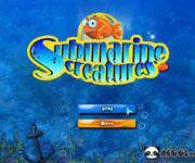 Submarine Creatures