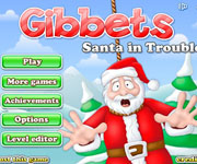 Gibbets Santa In Trouble