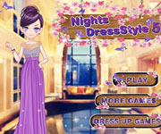Night Dress Style 5