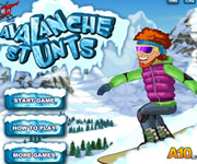 Avalanche Stunts