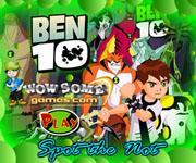Ben 10 Spott The Not