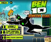 Ben10 Downtown