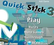Quick Stick 3