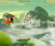 KungFu Panda Fireworks Kart Racing