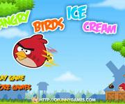 Angry Birds Ice Cream