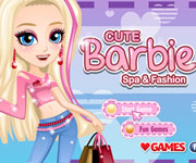 Cute Barbie Fashion