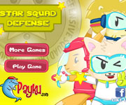 Star Squad Defense