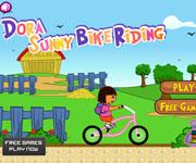 Dora Sunny Bike Ride
