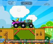 Mario Tractor Race