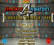 Fireboy and Watergirl 4 The Crystal Temple