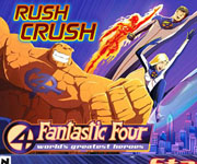 The Fantastic Four Rush Crush