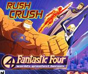 The Fantastic Four Rush Crush