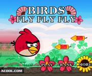 Birds Fly Fly Fly