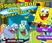 Spongebob Love Differences
