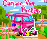 Camper Van Parking