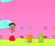 Dora in Gummy Land