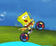 Spongebob Bike Booster